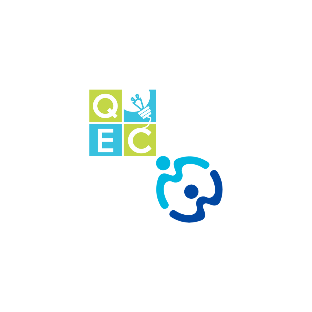 QEC and MeaningfulWork logo